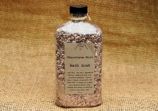 Bath Soak: Chocolate Mint