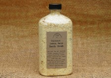 Bath Soak: Coconut Lemon