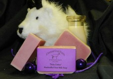 Delta Cotton Goat Milk Soap