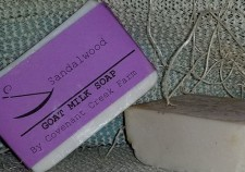 Sandalwood Goat Milk Soap