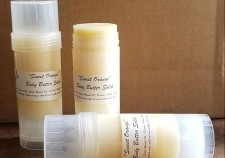 All Natural Body Butter Solid