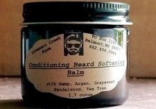 All Natural Beard Softening and Conditioning Balm