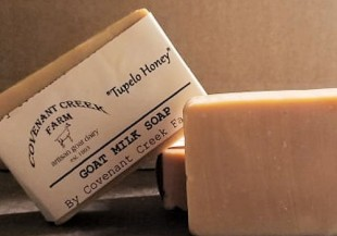 Tupelo Honey Goat Milk Soap
