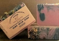 Vogue Goat Milk Soap